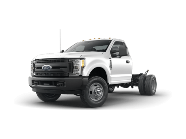 2019 Ford F-350 XL Commercial-truck